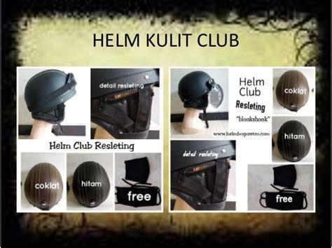 Promo Terbaru Helm Bogo Lubro 12 wa 62 857 9196 8895 helm bogo kulit murah helm bogo