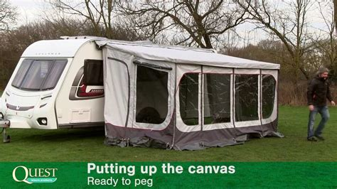 quest rollaway awning westfield outdoors rollaway awning youtube