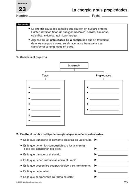 actividades de refuerzo conocimiento medio refuerzo conocimiento medio 6 186