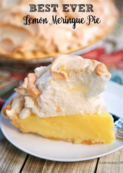 chicken and pie best recipe best lemon meringue pie plain chicken