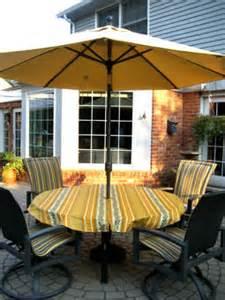 patio tablecloth with umbrella square umbrella tablecloth rainwear