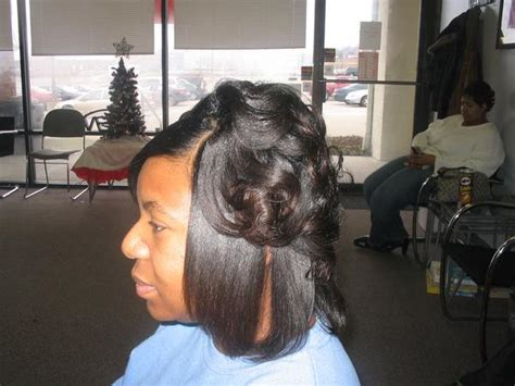 roller wrap hairstyles for black women pictures roller wrap hairstyles for black hair