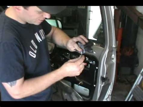 2009 gmc yukon denali replacement passanger door handle gmc chevy door lock actuator window fix