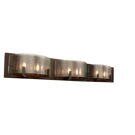 bronze bathroom lights alternating current firefly 6 light bronze bath light ac1196 the home depot