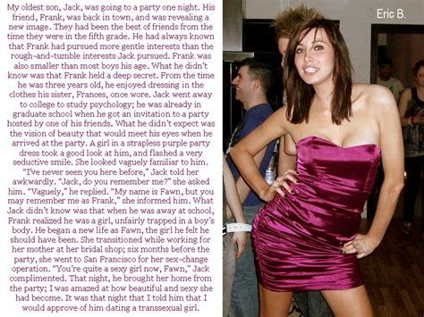 kendalls tg captions august 2012 blogspot eric s transgender captions his new girl fawn