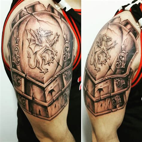 leather tattoo leather armor www topsimages