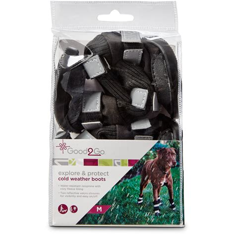 boots petco good2go black all weather boots petco store