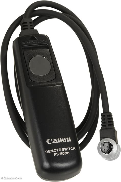 Cable Release Remote Shutter Rs 80n3 For Canon Eos 10d 20d 30d 40d canon rs 80n3 review