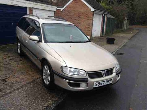 vauxhall omega great used cars portal for sale