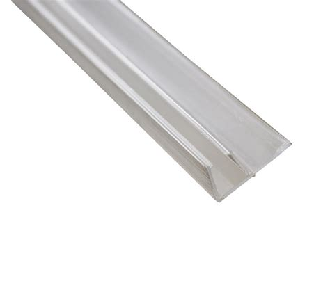 Bathroom Shower Door Seal Shower Door Flipper Seal 1950mm At Home