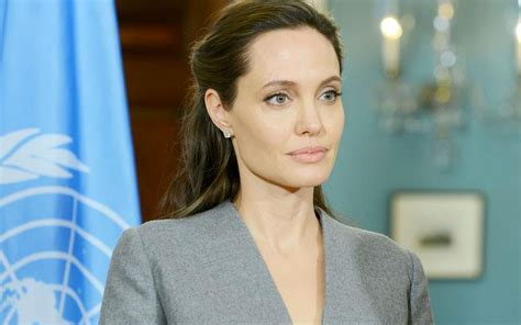 angelina jolie continues to fight for those who are angelina jolie continues to fight for women s rights in