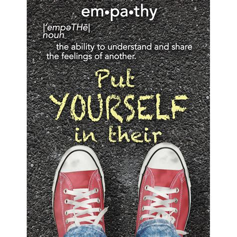Or Poster Empathy Poster Poster Eureka School