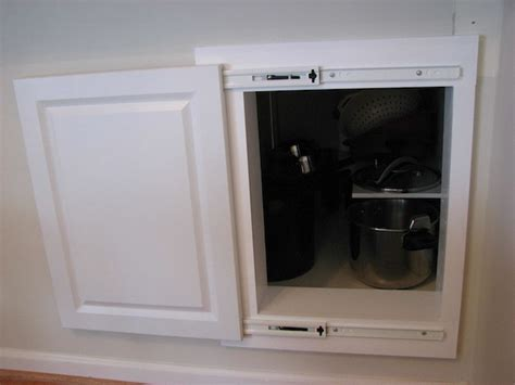 open and slide cabinet doors this may be the perfect solution for the giant open