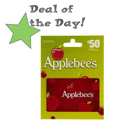 Applebees Gift Card Promotion 2017 - 50 applebee s gift card only 40 with promo code