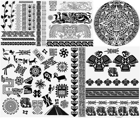 Ancient egypt pattern vector ? Over millions vectors
