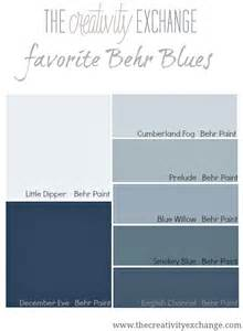 Dining Room Paint Ideas why behr paint blues are my favorite blues