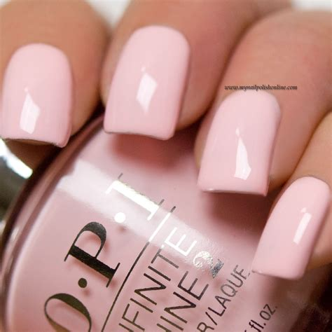opi pink colors opi pretty pink perseveres my nail