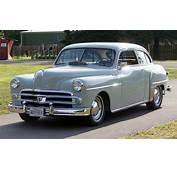 1950 Dodge Wayfarer 2 Door Sedan Front Leftjpg