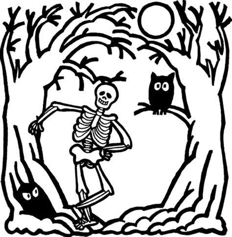 color halloween pictures online halloween coloring coloring town