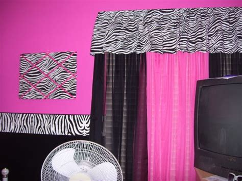 1000 ideas about zebra curtains on pinterest pink zebra hot pink and zebra teen room updated emma s future new