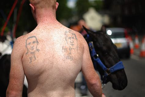tattoo appleby thousands of gypsies and travellers arrive in cumbria for