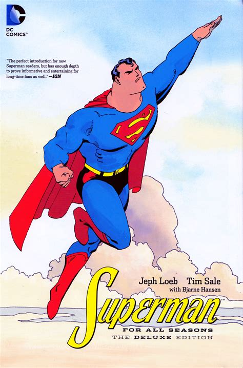 superman for all seasons 1401250785 man and superman gn review superman for all seasons jeph loeb and tim sale dc comics