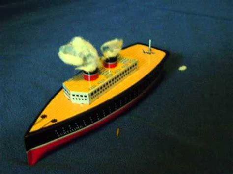 sinking ship animation sinking ship animation youtube