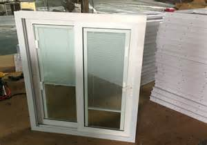 Glass Door Knobs windows and doors with sealed integral blinds