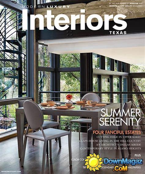 luxury interior design magazines modern luxury interiors summer 2014 187 pdf