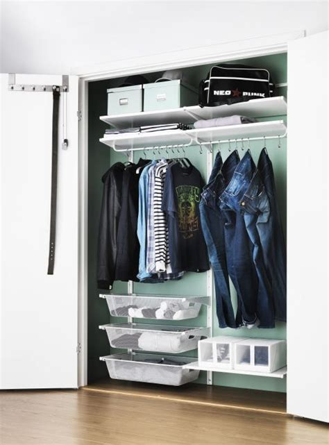 Complete Closet Systems 42 Best Images About Ikea Algot On Closet