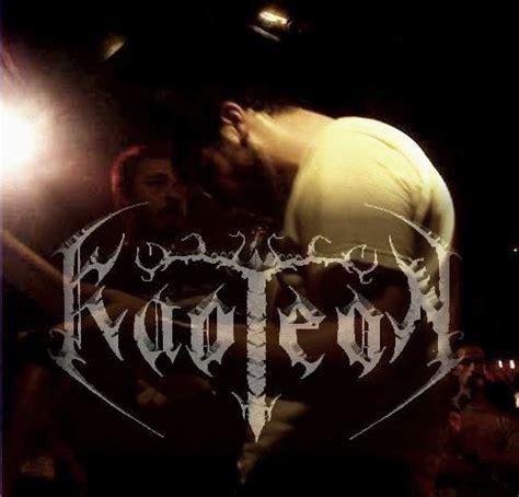 Kaos Blod Vomit By J M K kaoteon lyrics kaos unleashed rehearsals