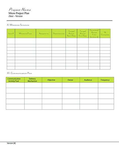 project plan excel template types of project budget template and budgeting tips for you