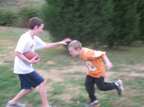 backyard football league the knightly news boys backyard football