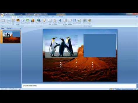 cara membuat power point windows 2007 cara membuat gambar transparant pada powerpoint 2007 youtube
