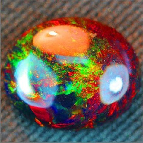 Black Opal Welo Africa 5 45cts black welo opal