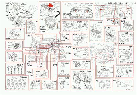 volvo xc60 fwd wagon wiring diagrams wiring diagram schemes