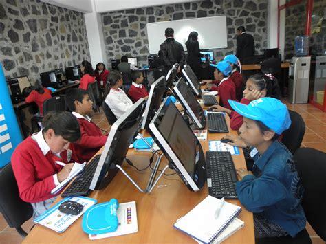 imagenes de niños usando la tecnologia felices los ni 209 os en juchitepec por nuevas computadoras
