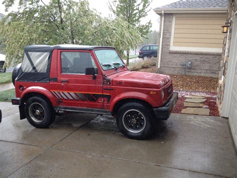 how to learn about cars 1990 suzuki sidekick seat position control for sale or trade 1990 suzuki samurai ih8mud forum