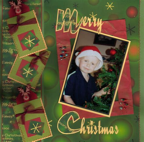 scrapbook layout ideas for christmas precious treasures blog christmas scrapbook page ideas