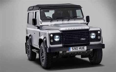 land rover defender 2018 2018 land rover defender replacement release date and