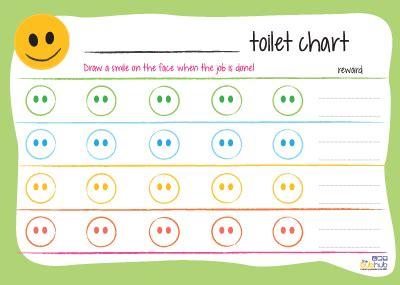 printable reward charts for toilet training put a smile on it reward chart printable bub hub