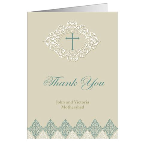 Communion Thank You Cards Templates by Communion Invitations