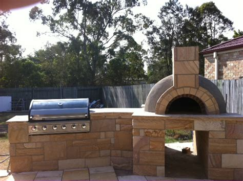 how to design outdoor kitchen with pizza oven to make it what you need to know about wood fired pizza ovens www