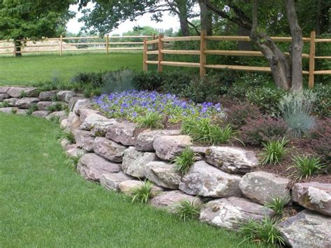 25 best ideas about boulder landscape on