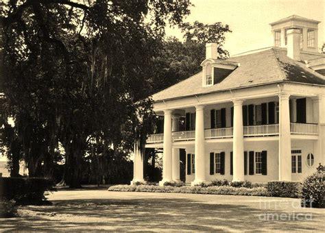 old plantation house plans