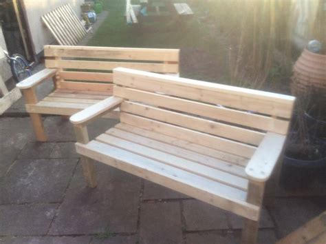 garden bench out of pallets wooden pallet garden benches