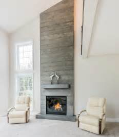 Concrete Fireplace Mantels Board Formed Concrete Fireplace Brantford Ontario
