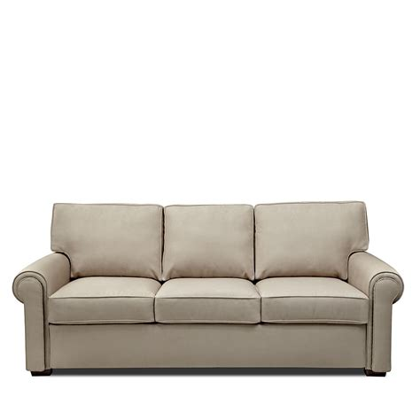 American Leather Sleep Sofa by American Leather Reese King Sleeper Sofa Bloomingdale S