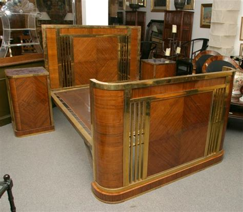 art deco beds french art deco bed at 1stdibs