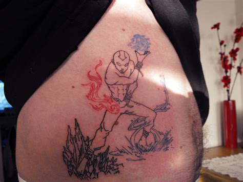 avatar last airbender tattoo avatar by skull love93 on deviantart